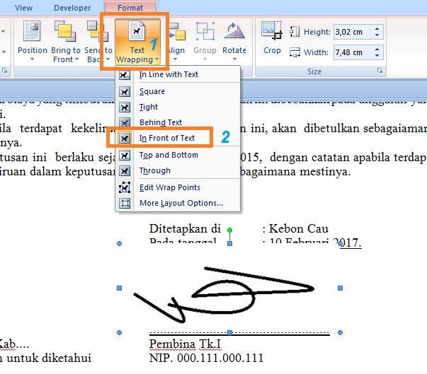 can i scan a document and edit it in word