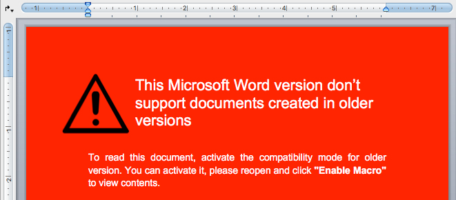 word document deleted itself mac