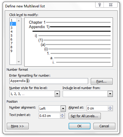 how to custom size word document