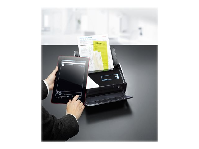 fujitsu scansnap ix500 document scanner a4