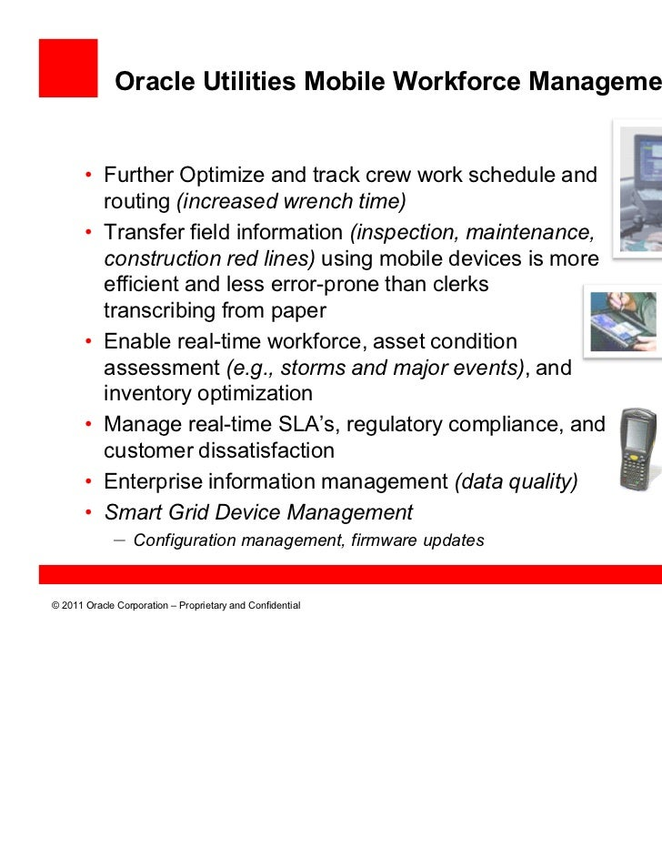 oracle utilities mobile workforce management documentation
