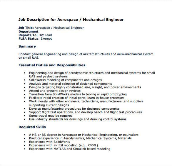 document scanning technician job description