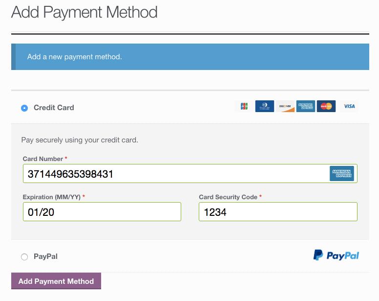 paypal checkout js documentation