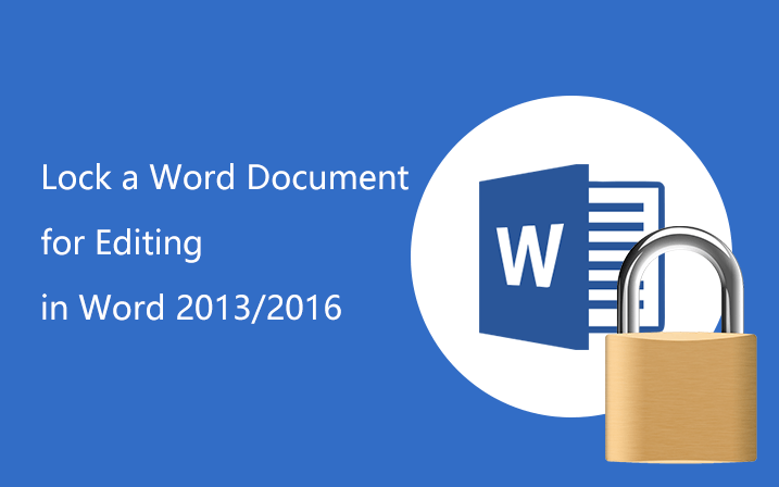 how to edit a locked word document