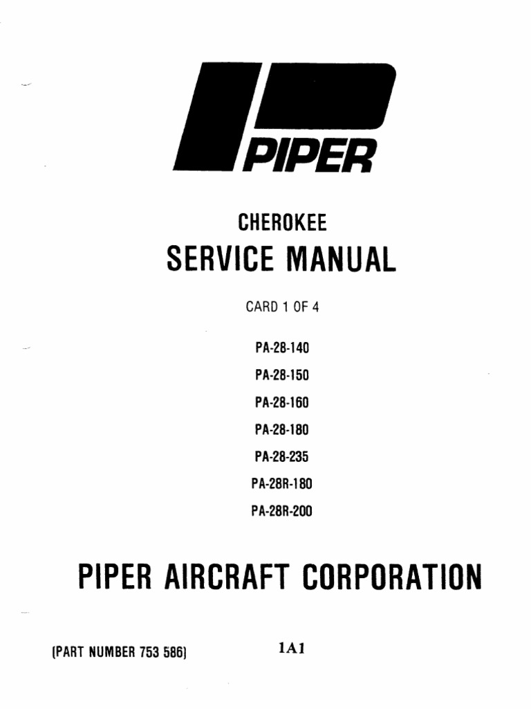 maintenance release and flight administration documentation