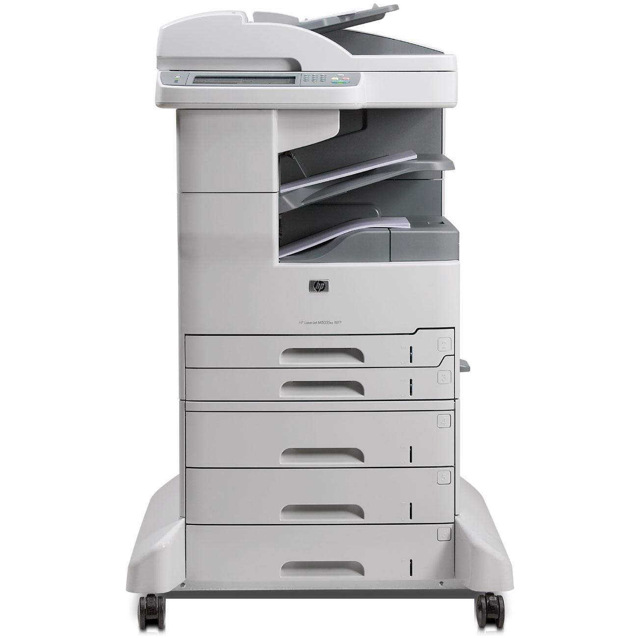 hp laserjet m4345 mfp document feeder kit