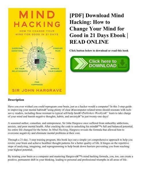mind reading computer documentation pdf