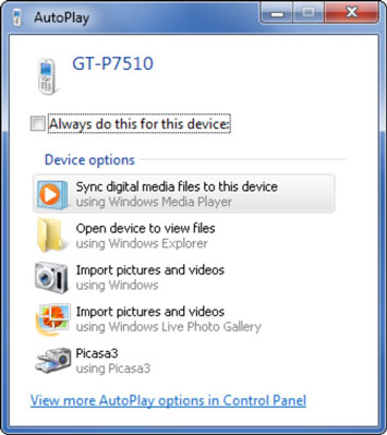 send document from laptop to samsung tablet