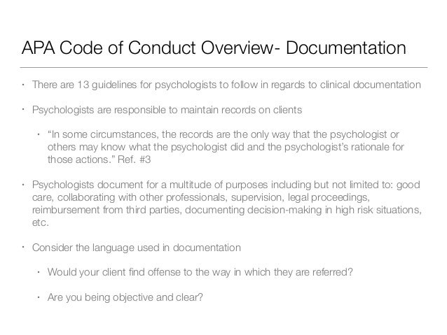 good documentation practices guidelines
