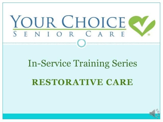 nursing documentation in aged care