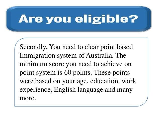 immi visa 189 document checklist
