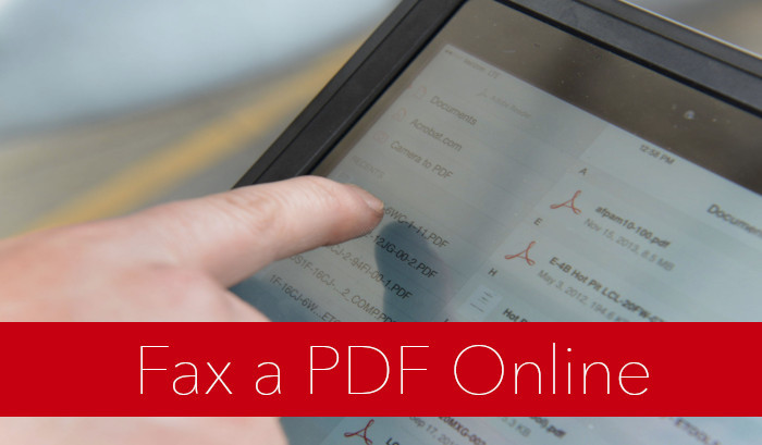 how to fax a document online