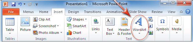view a word document without the ribbon