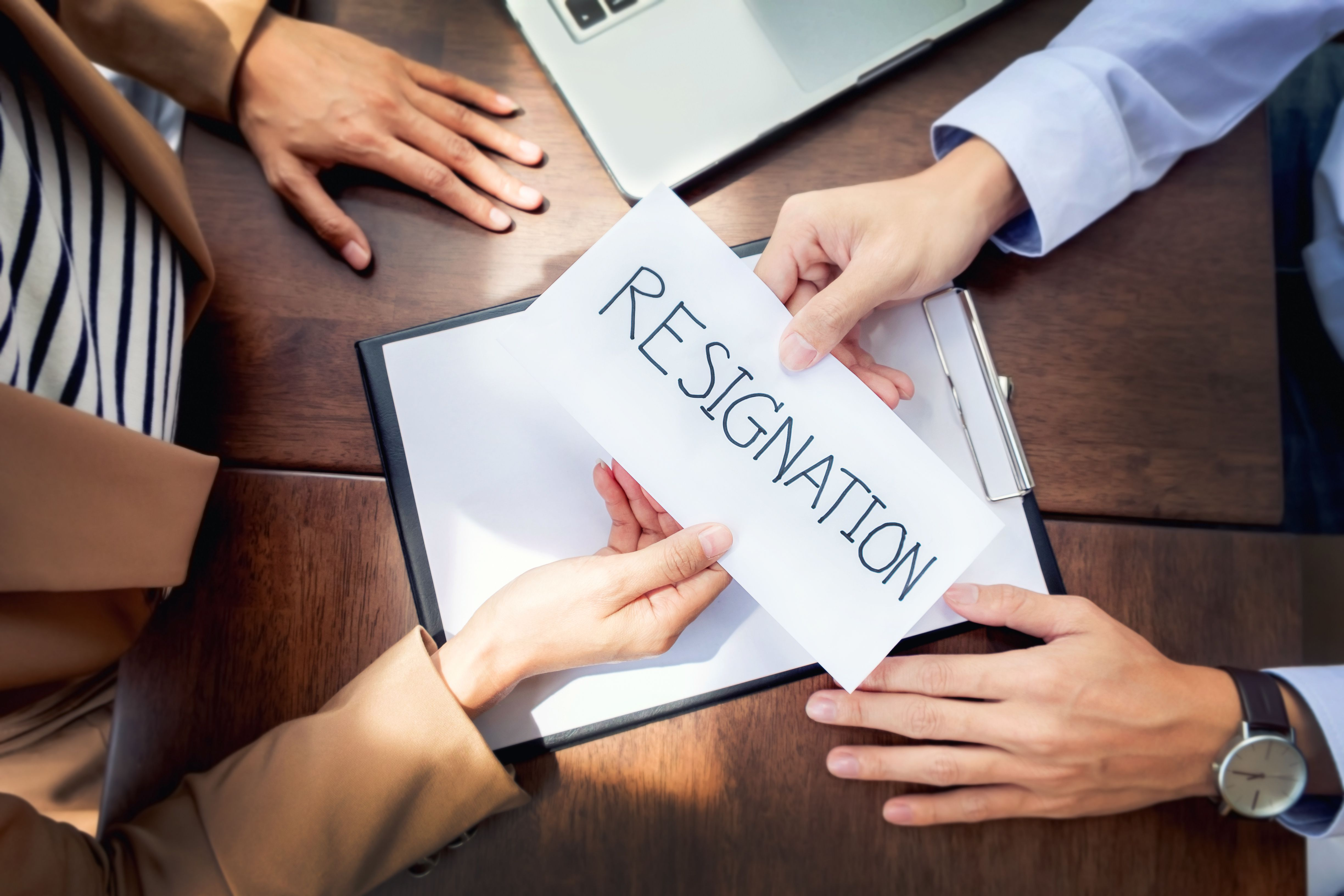 document unresolved conflict in the workplace