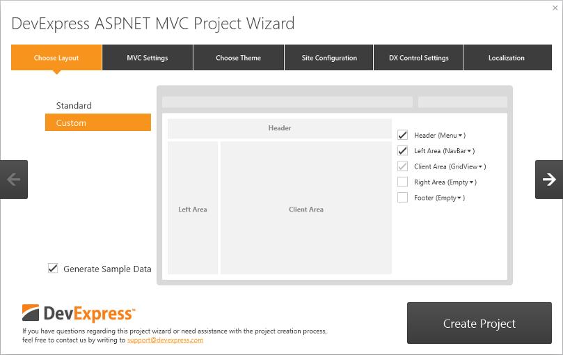 devexpress mvc gridview documentation