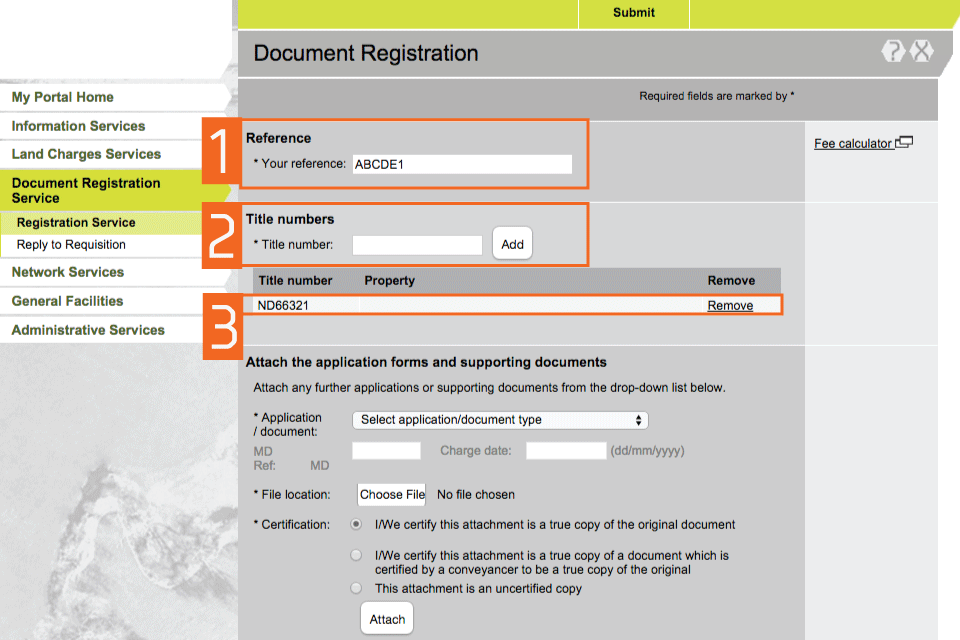 immi.gov how to attach supporting documentation