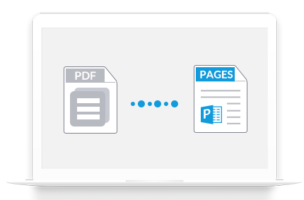 how to convert a pages document to pdf