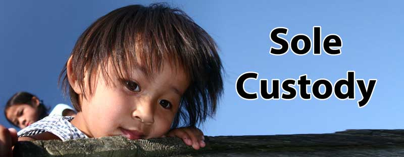 how to make a legal document for child custody