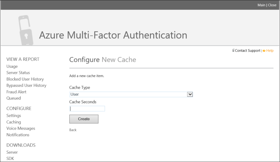 two factor authentication documentation