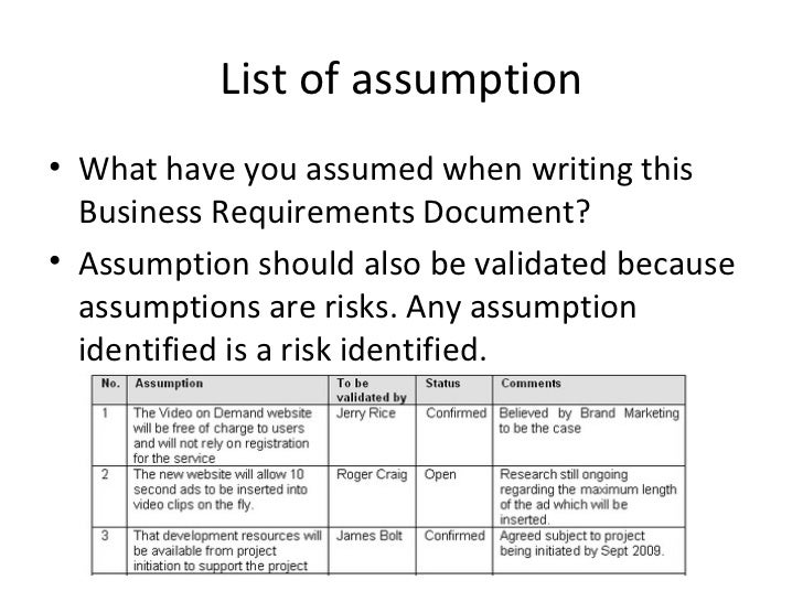 example brd business requirements document