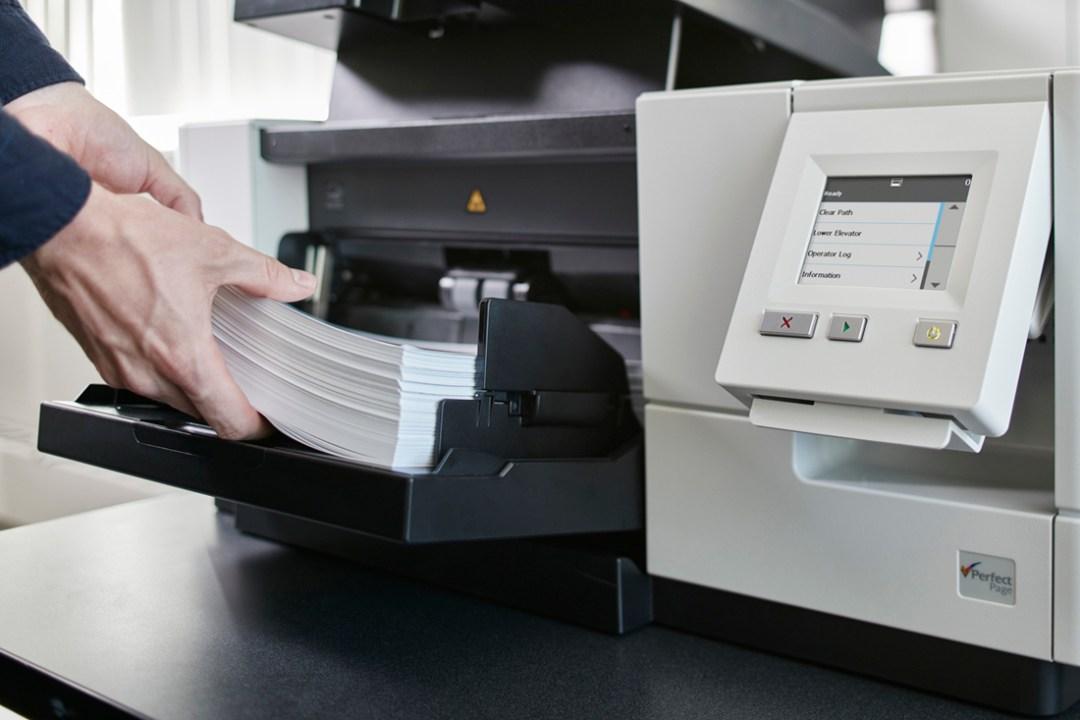 how do i scan a document