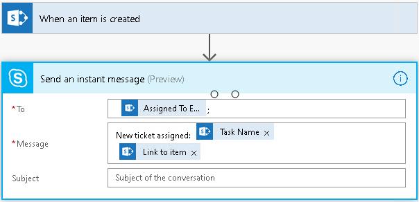 sharepoint online microsoft flow expire document