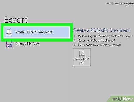 convert pdf to wor document