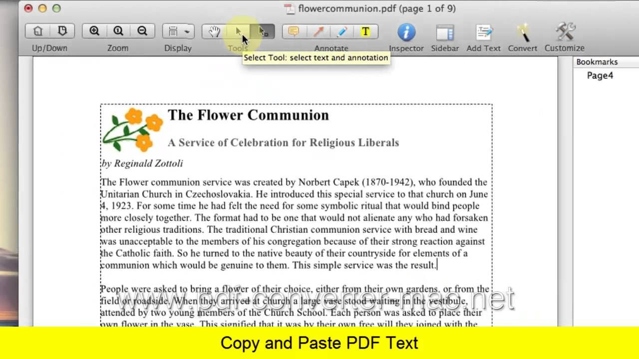 how to alter a pdf document on mac
