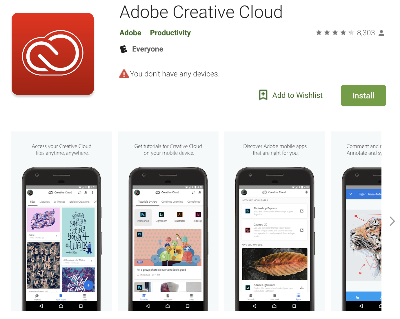 what is adobe document cloud