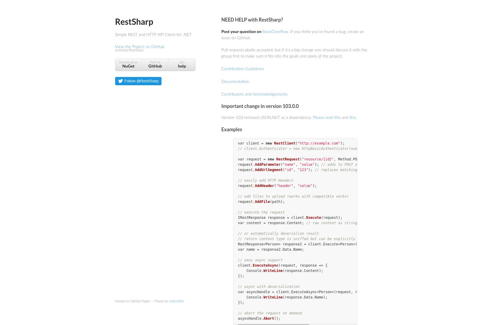 rest api documentation tool