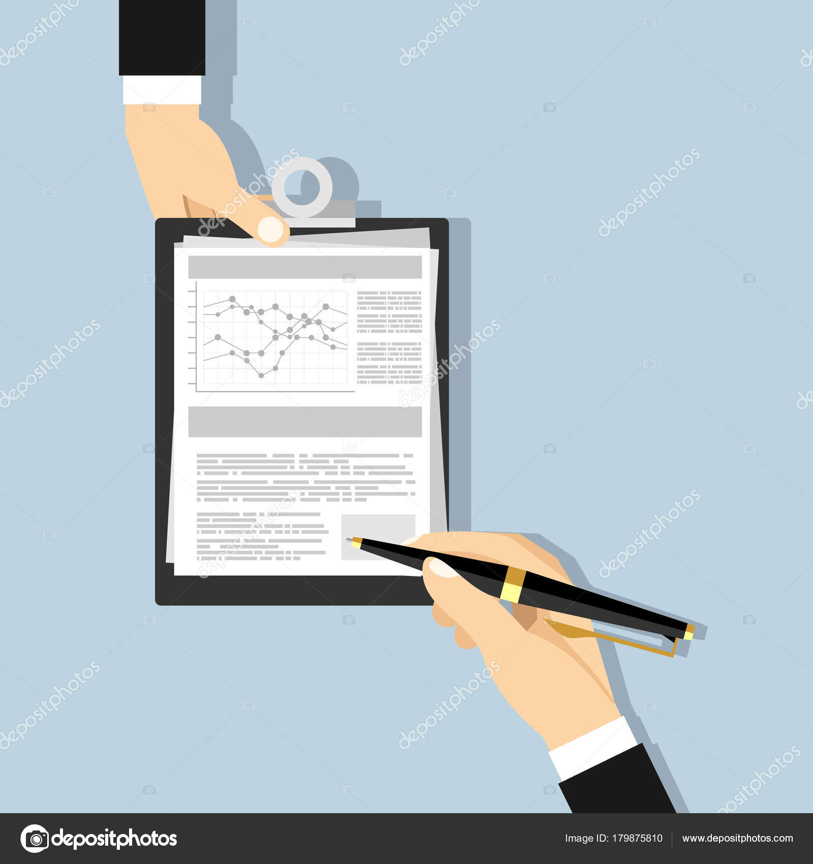 person who signs a document