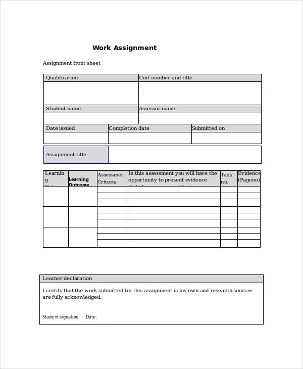document that could help you achieve your assigned task