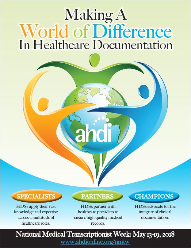 association of healthcare documentation integrity