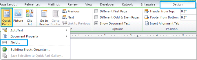 how do i insert a file into a word document