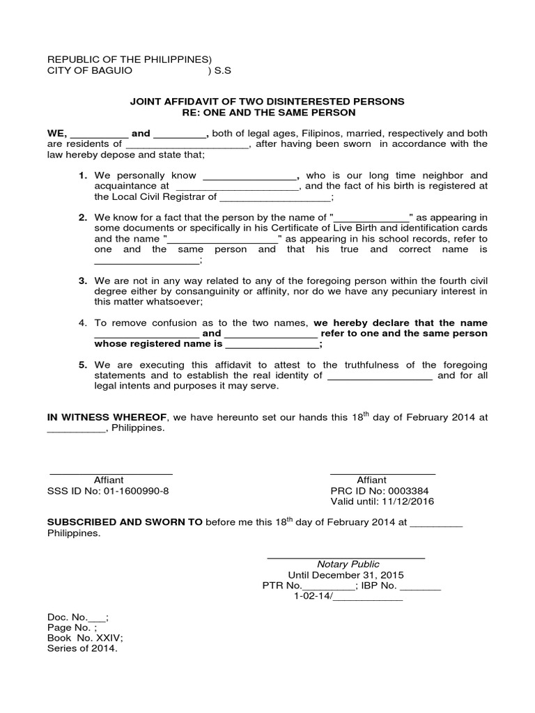 certificate of registration of a company document id