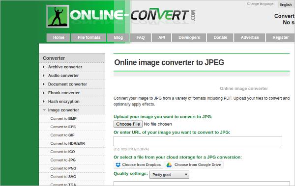 convert html document to jpg