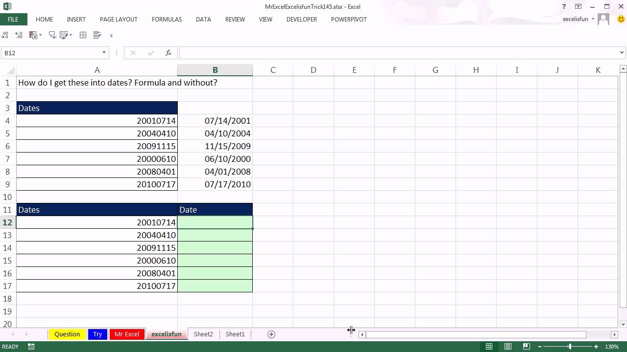 how to fill dates in google excel document
