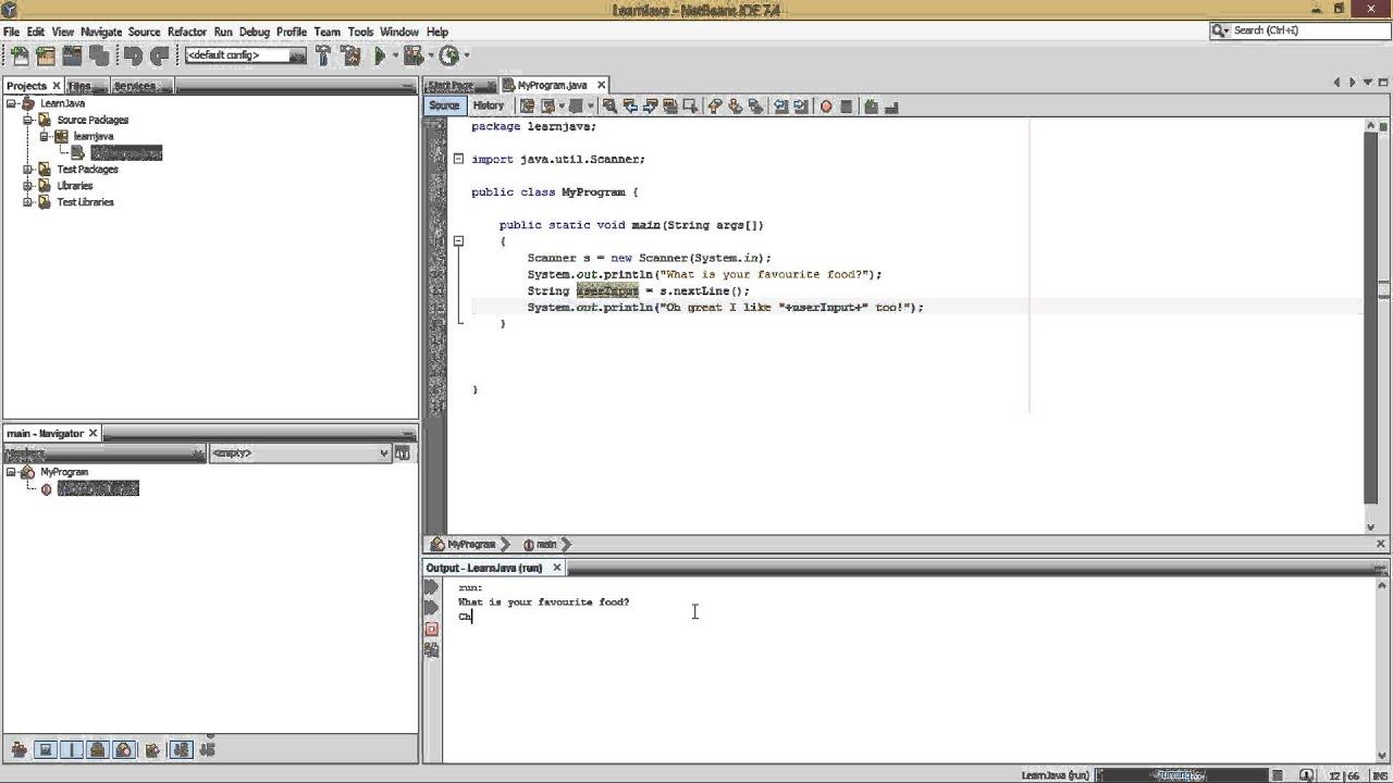 how to use java documentation