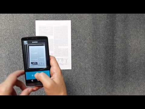 too free android document scanner