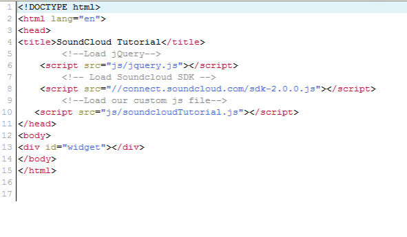 embed soundcloud track to word document