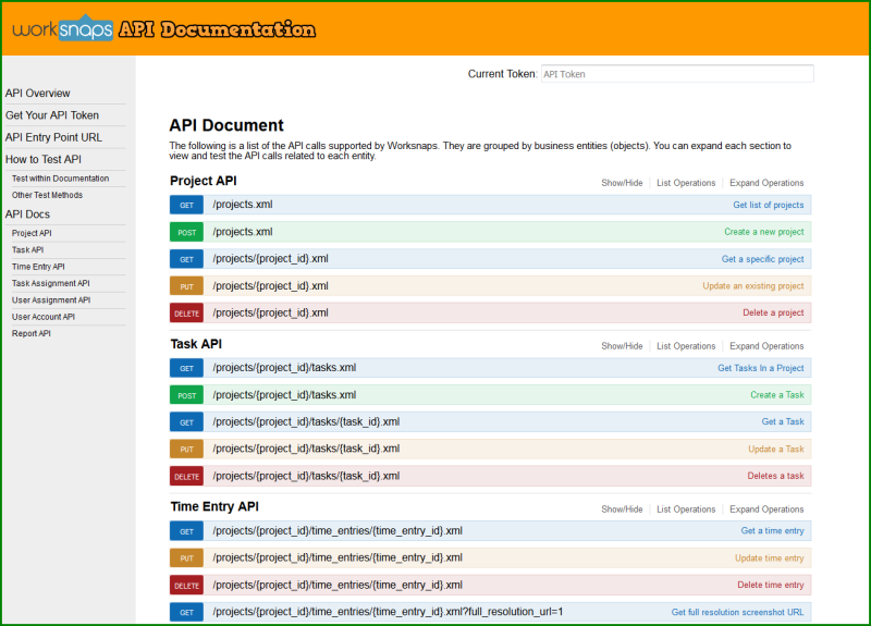 best api documentation tool