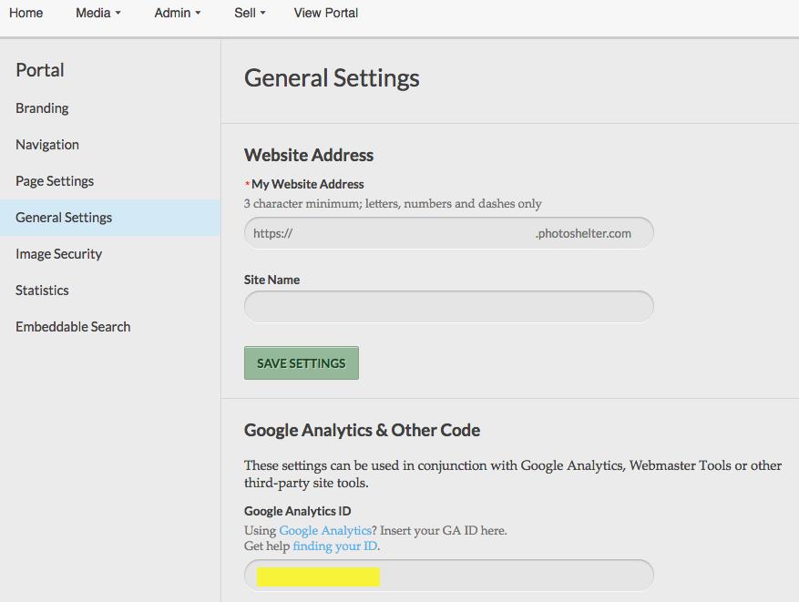 google analytics tracking api documentation