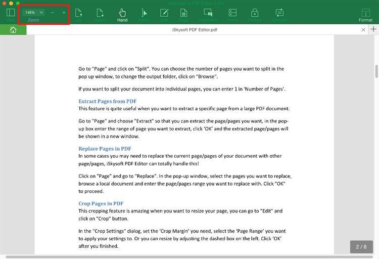 how do i edit a pdf document on a mac
