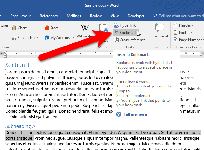 how do i move pictures in word document