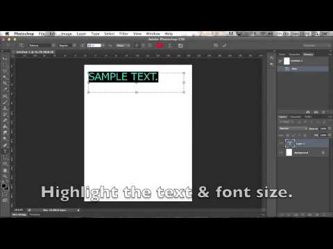 how to resize a photoshop document