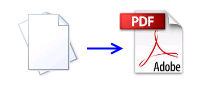 how to save one page of a pdf document separately