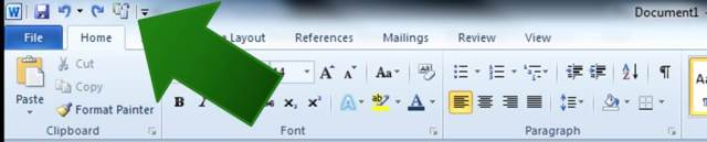 how to shrink word document