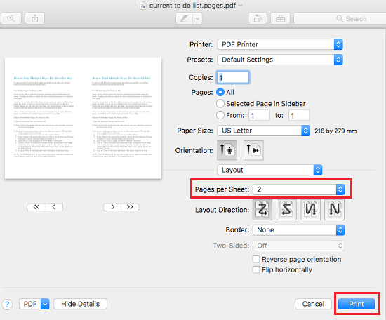 how to sign a pages document on mac