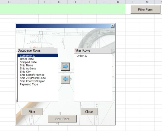 open word document and populate fields excel vba