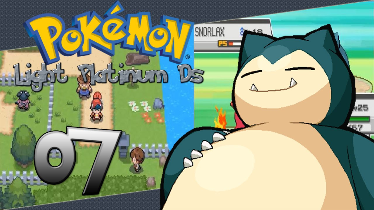 pokemon light platinum ds documentation